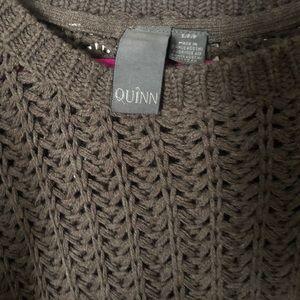 Francesca's sweater